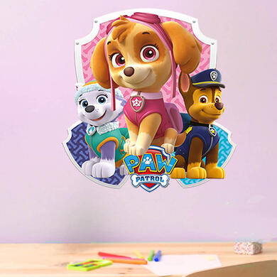 Paw Patrol Skye Shield