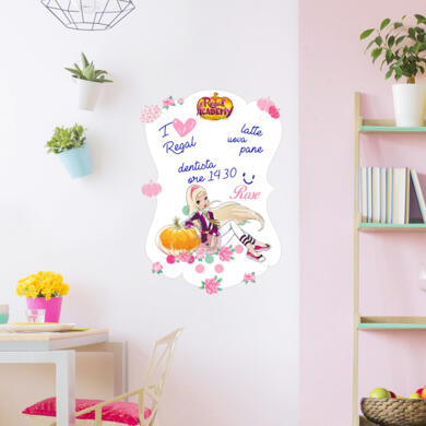 Regal Academy adhesive whiteboard Rose