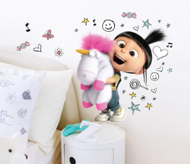 Despicable Me 3 Agnes Unicorn