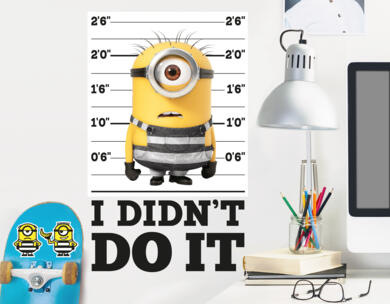 Despicable Me 3 I didn't do it