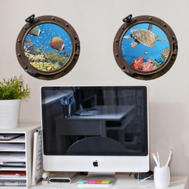 Fishes porthole