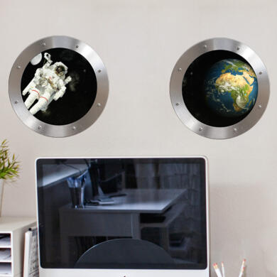 Space porthole