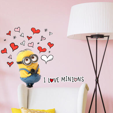 Despicable Me 3 Minions in love