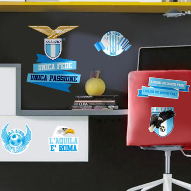 Lazio graphics stickers