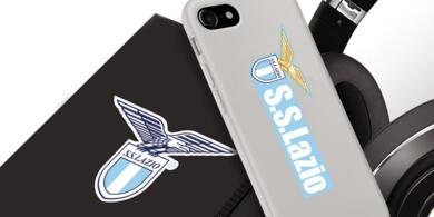 Lazio mini sticker logo