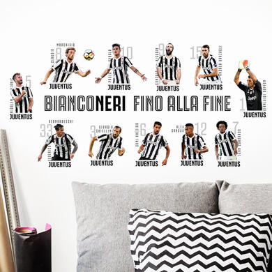 Juventus 11 players