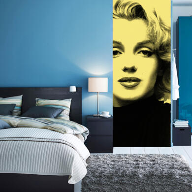 Marilyn in Giallo