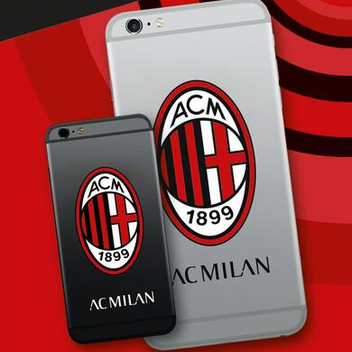 Milan mini stickers logo for smartphone