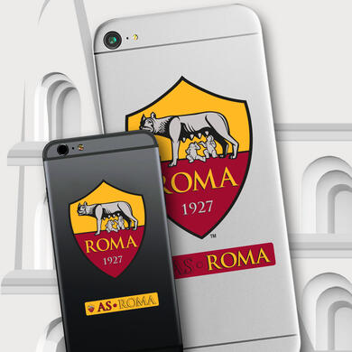 Roma stickers for smartphone