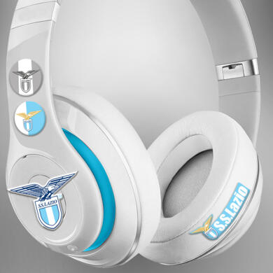 Lazio 3D puffy stickers logos