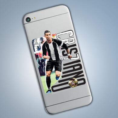 Ronaldo sticker for mobile