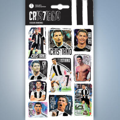 Ronaldo multistickers