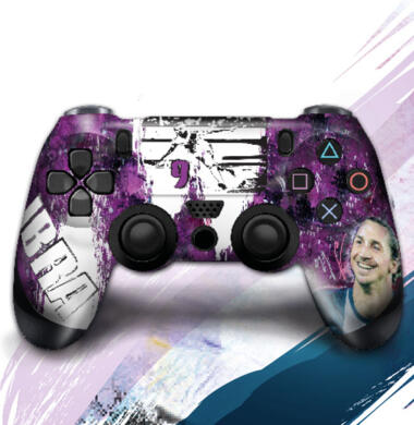 Ibrahimović - Skin for PS4 controller