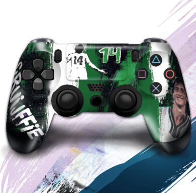 Cruijff - Skin for PS4 Controller