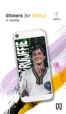 Cruijff - sticker for mobile