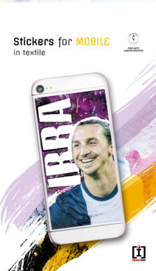 Ibrahimović - Sticker for mobile