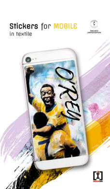 Pelè - Sticker for mobile
