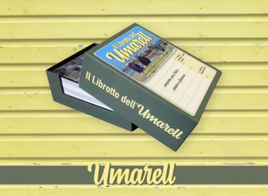 Umarell Note Book