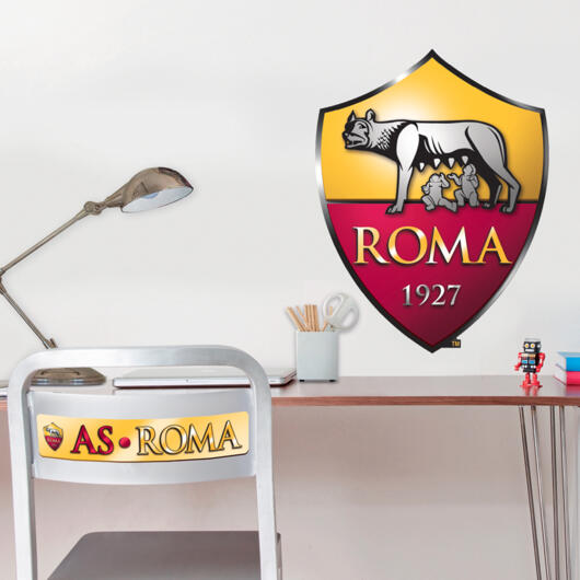 Roma maxi logo wall stickers and decorations by imagicom for Wall stickers roma